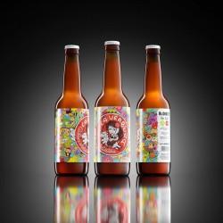 La Verbena Blonde Ale